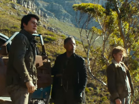 O'Brien Is Back In 'Maze Runner: The Death Cure' Trailer Following On-Set Injury