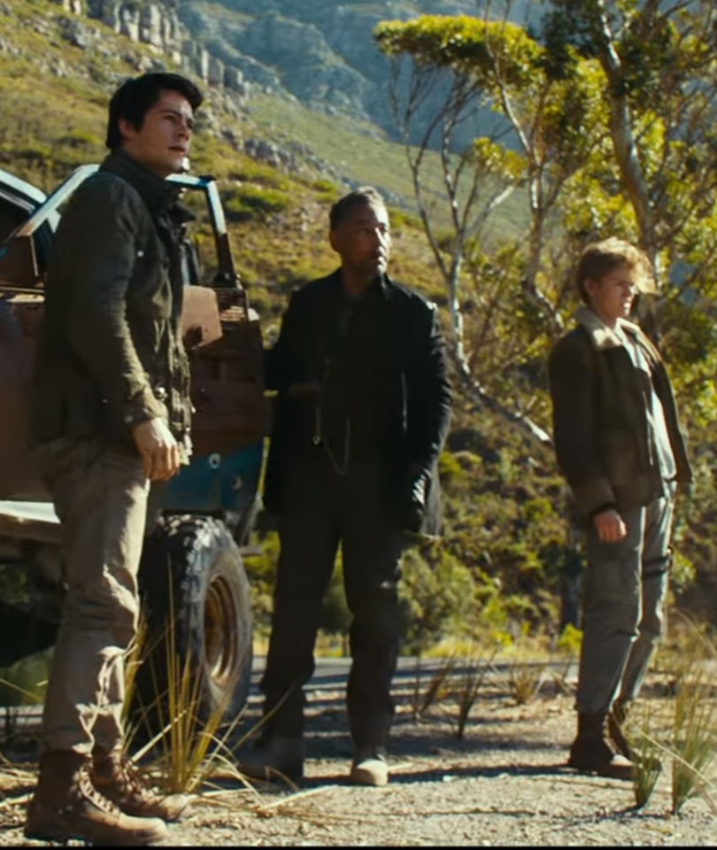 Dylan O'Brien Is Back in First 'Maze Runner: The Death Cure' Trailer Following…