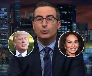 Oliver Tears Into Trump, Fox News' Jeanine Pirro for Trashing Kneeling NFL…