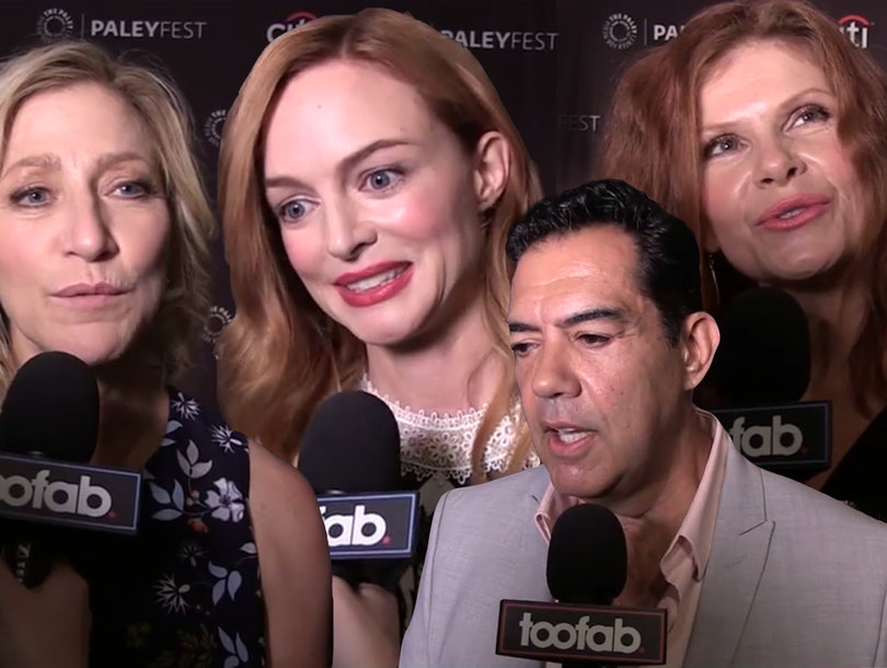 'Did You Breastfeed Your Kids?'-'Law & Order: Menendez Murders' Cast Asks Their Characters Burning Questions (Exclusive Video)