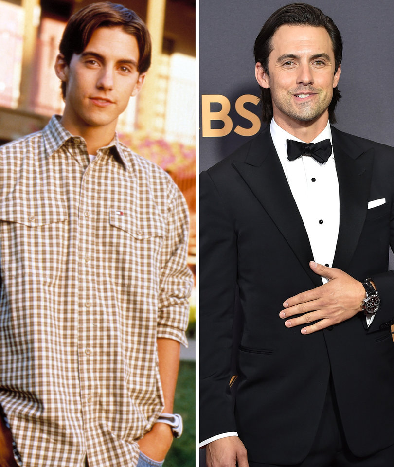 The Evolution of Milo Ventimiglia -- 'Gilmore Girls' to 'This is Us'