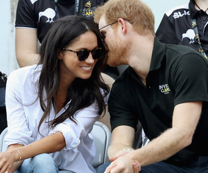 Prince Harry and Meghan Markle Go Public at the Invictus Games