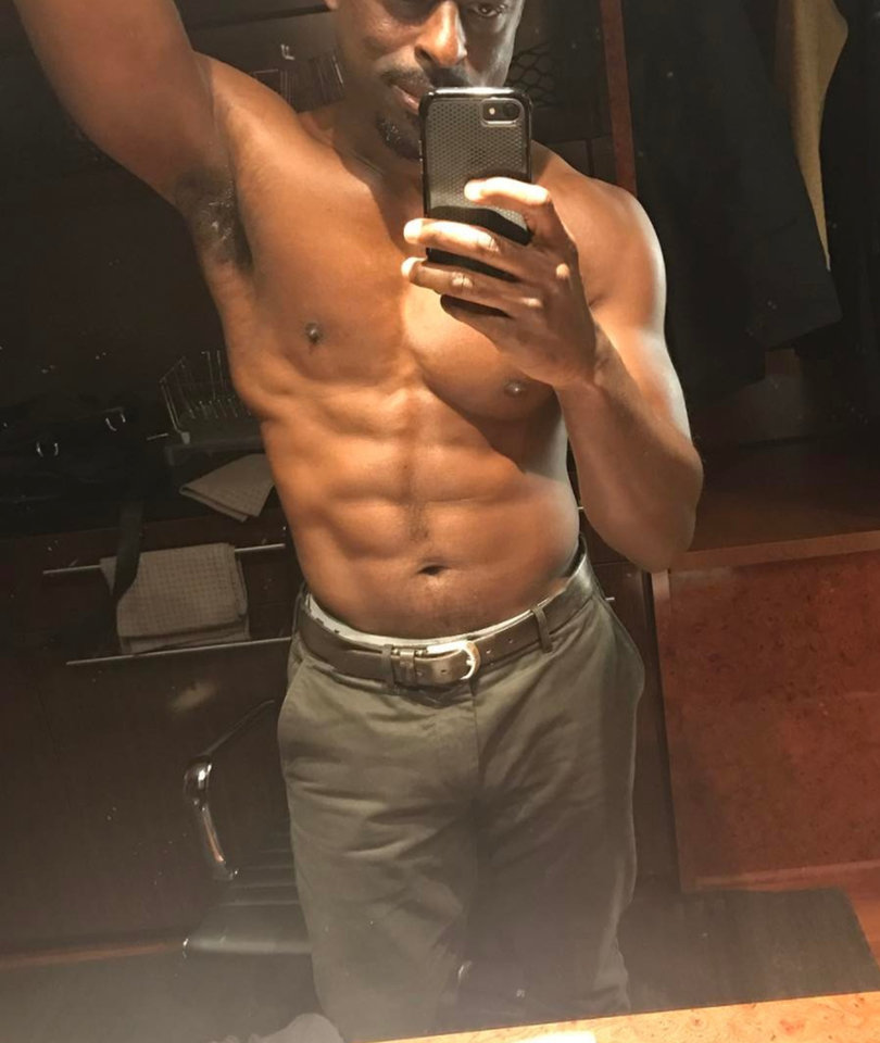 9 Photos that Prove Sterling K Brown is Hot AF