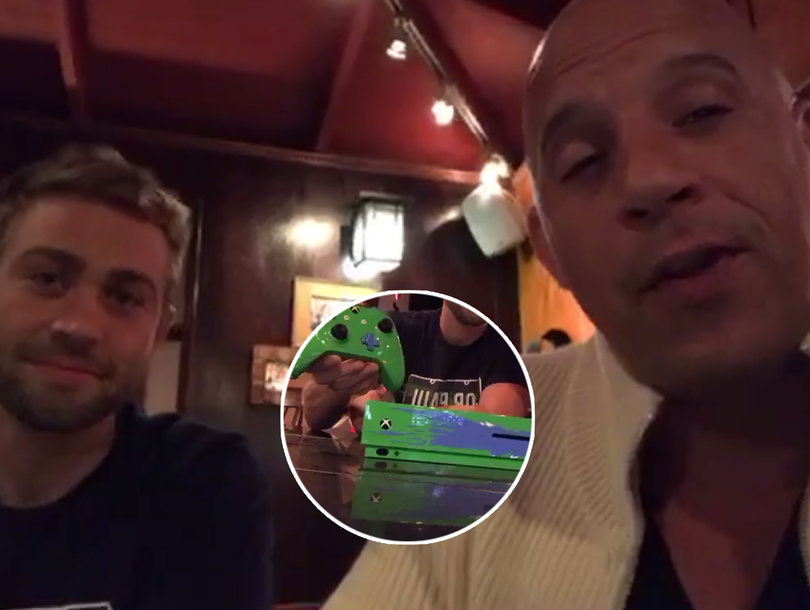 Vin Diesel, Cody Walker Use Brother Paul Walker's Charity ROWW to Benefit Hurricane Victims