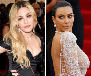 Madonna's Kim Kardashian Impression Might Be One of the Best Things on Internet