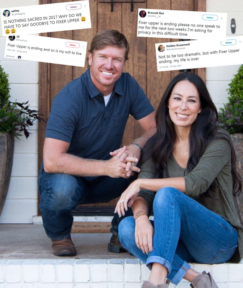 'Fixer Upper' Fans Are Having Emotional Breakdowns on Twitter
