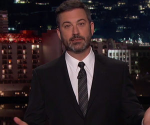 Jimmy Kimmel Calls Out Trump for Falsely Labeling Obamacare a 'Disaster'