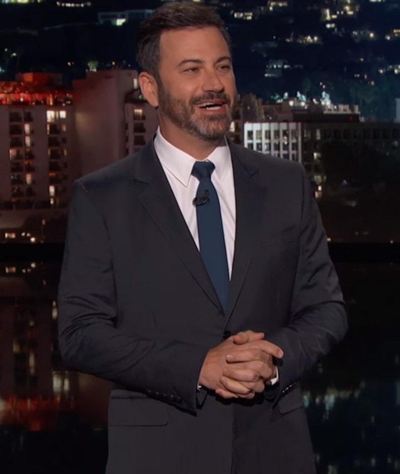 Kimmel Celebrates GOP Health Care Failure With Montage of Trump's Hypocrisy