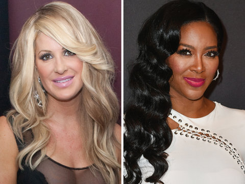 Zolciak on That Kenya Moore 'Pimping Your Daughter Out' Moment in 'RHOA' Season 10