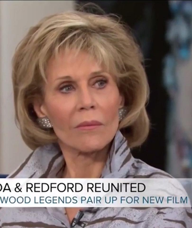 Awkward! Jane Fonda Shuts Down Megyn Kelly Over Plastic Surgery Question