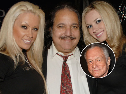 Porn Stars Mourn Hef: Jenna Jameson, Ron Jeremy Among Adult Performers Flooding Twitter
