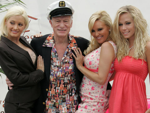 'The Girls Next Door' React to Hugh Hefner's Death