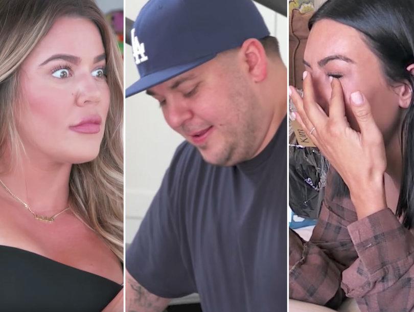 'Keeping Up with the Kardashians' Trailer Teases Rob and Chyna Drama and Kim Kardashian's Baby News