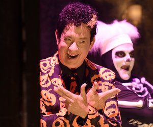 Tom Hanks to Play David S. Pumpkins In Animated Special, Any Questions?!