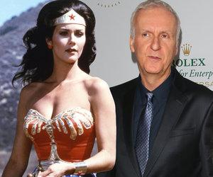 Lynda Carter Snaps at James Cameron: 'STOP Dissing Wonder Woman'