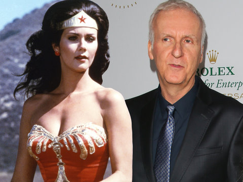Lynda Carter Snaps at James Cameron: 'STOP Dissing Wonder Woman'