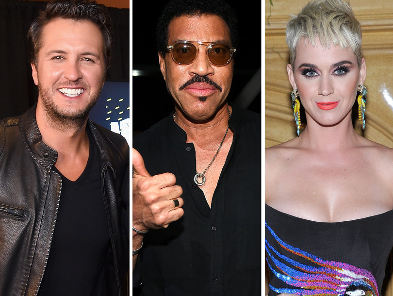 Luke Bryan and Lionel Richie Join Katy Perry as Judges for ABC's 'American Idol' Reboot