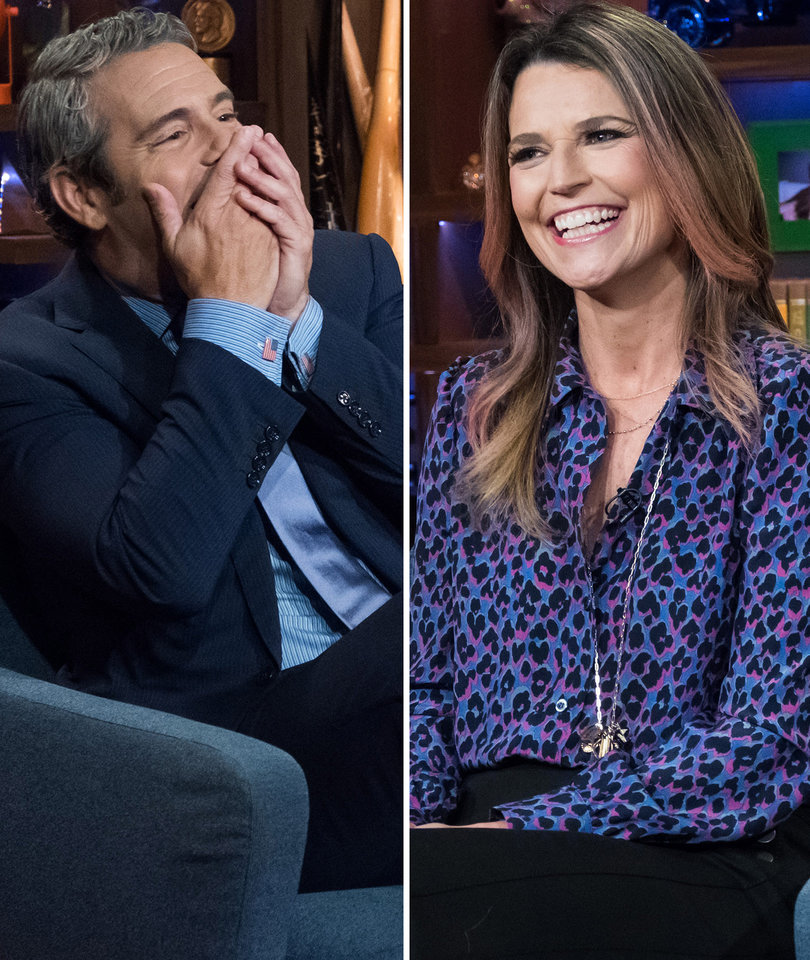 Savannah Guthrie, Andy Cohen Defend Megyn Kelly's 'TODAY' Hour