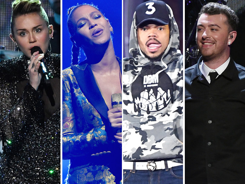 9 Songs You Gotta Hear on #NewMusicFriday: Beyonce, Chance the Rapper, Miley Cyrus, Sam Smith