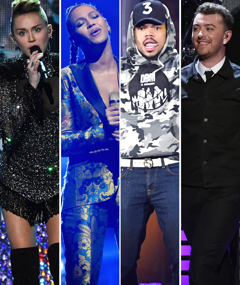 9 Songs You Gotta Hear on #NewMusicFriday: Beyonce, Chance the Rapper, Miley
