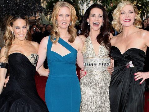 'SATC 3' Is Dead and Kim Cattrall Basically Confirmed It's All Her Fault