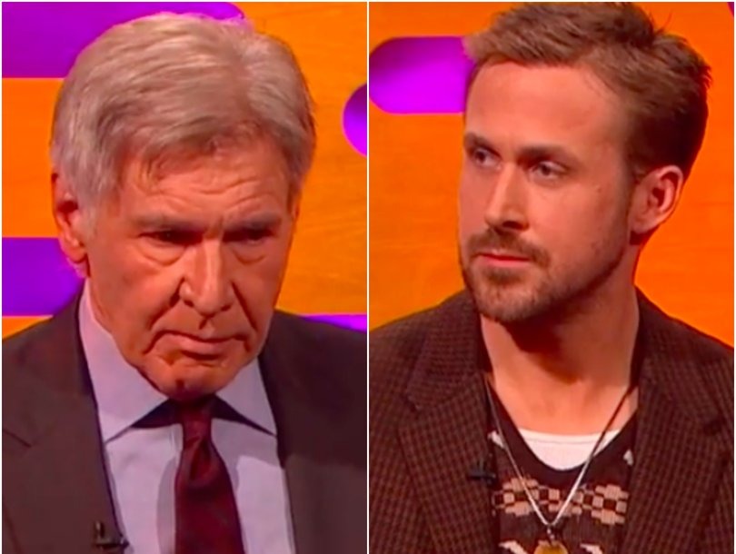 Harrison Ford Forgets Ryan Gosling's Name 3 Times in Hilarious Interview