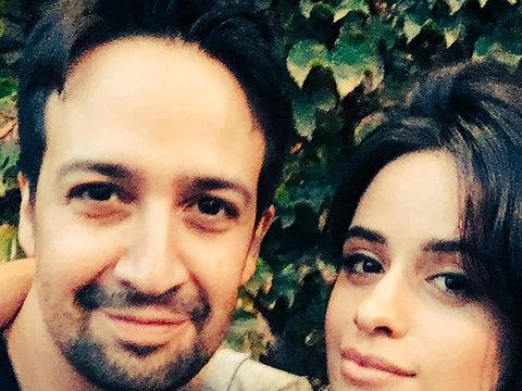 Lin-Manuel Miranda Teases Puerto Rico Project with Camila Cabello