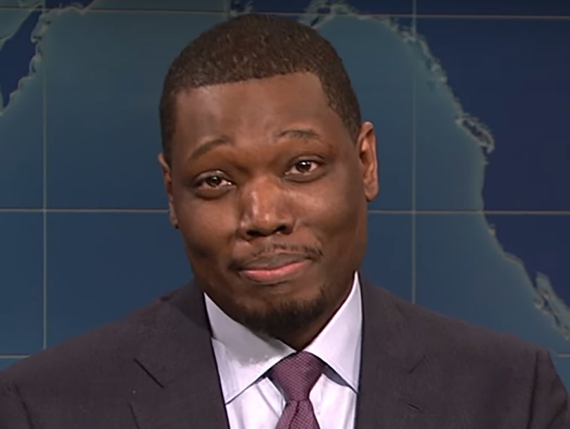 'SNL' Fans Applaud Michael Che for Calling Trump a 'B-tch,' 'Cheap Cracker' Over Puerto Rico Response