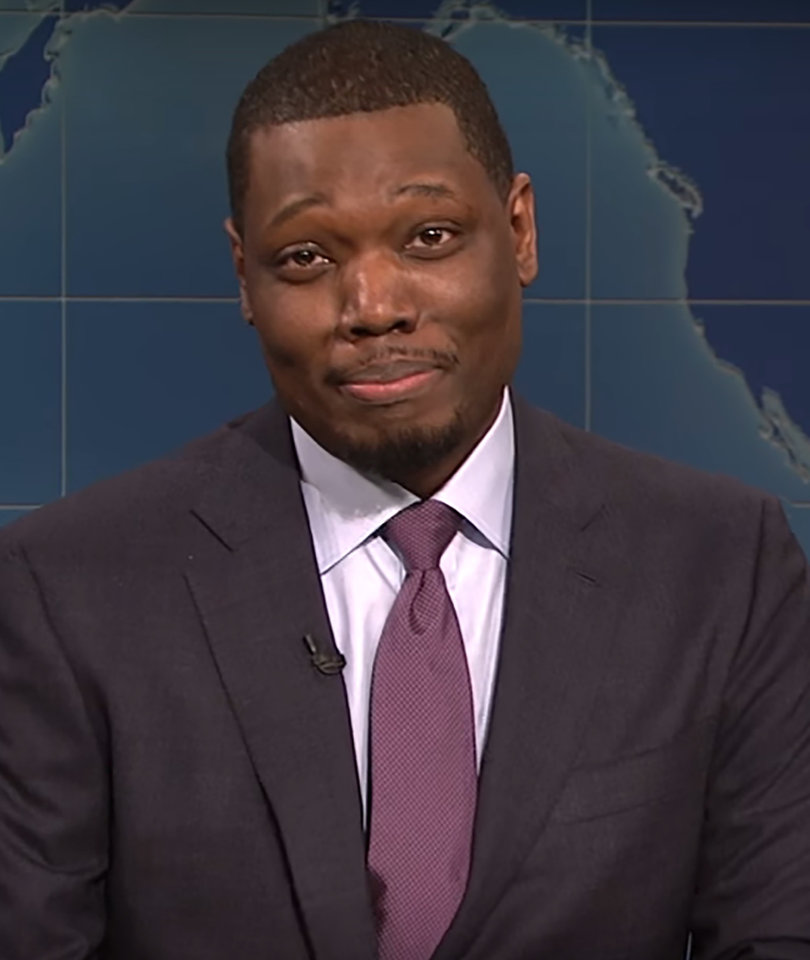 Michael Che Calls Trump a 'B-tch' on 'SNL' for Puerto Rico Response