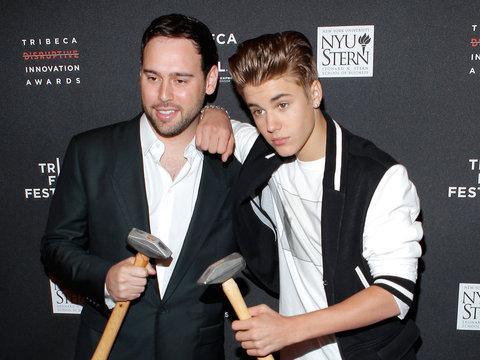 'Living in Hell': Justin Bieber's Manager Spills on Pop Star's Darkest Days