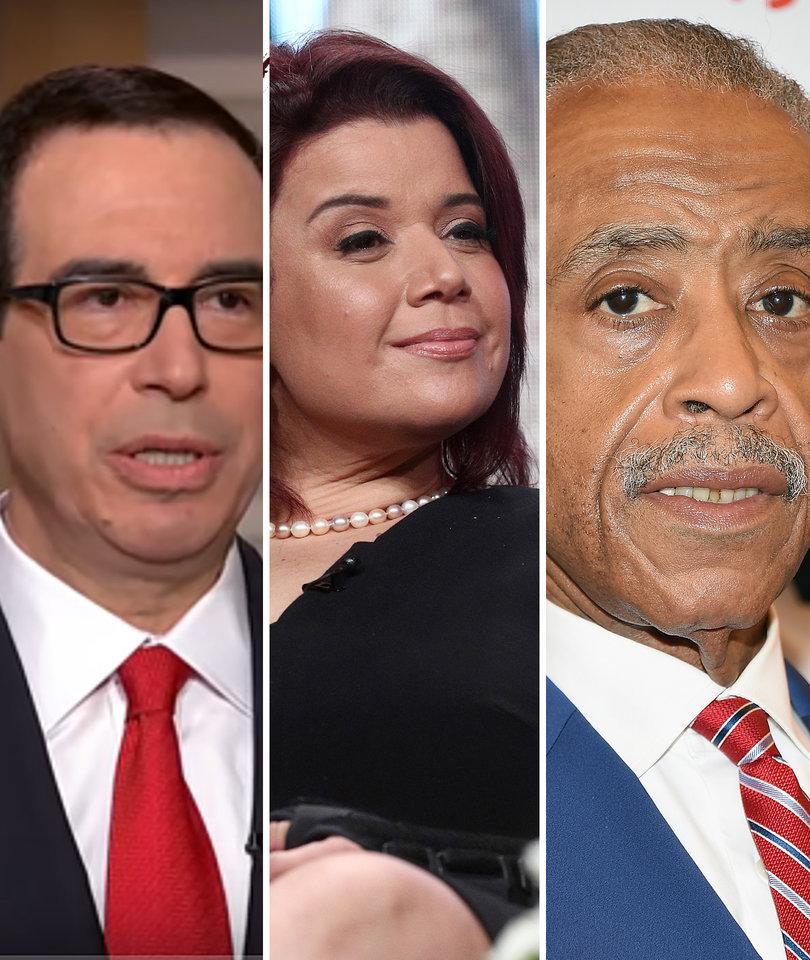 TV News Has Sunday Funday Pummeling Trump Over Puerto Rico
