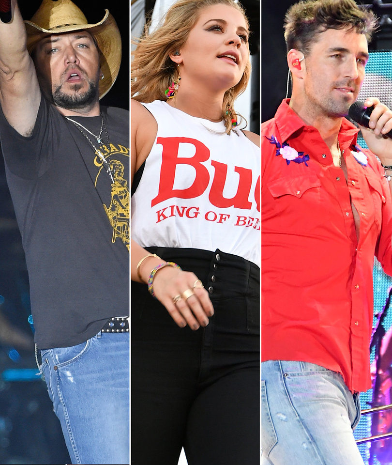 What Jason Aldean and More Country Stars Are Saying After Las Vegas Shooting