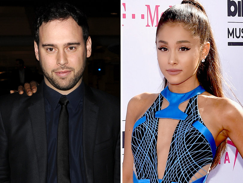 Las Vegas Shooting Prompts Ariana Grande to Demand Gun Control, Scooter Braun Pleads for Action