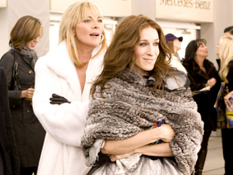 Kim Cattrall Says Sarah Jessica Parker 'Could Have Been Nicer' About 'SATC 3'