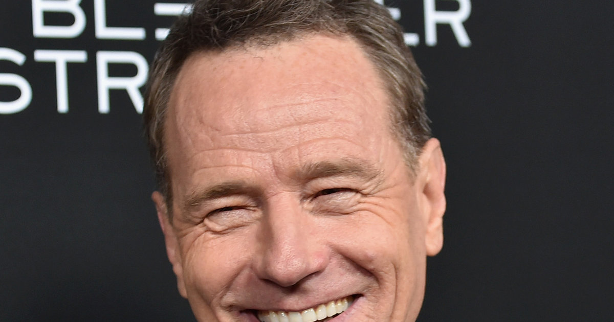 Why Bryan Cranston Thinks Kneeling During National Anthem Is Actually 'Very Patriotic'