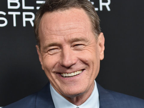 Why Bryan Cranston Says Kneeling During Anthem Is 'Very Patriotic'