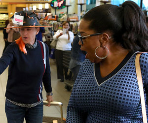 Ellen and Oprah Take Over a Grocery Store Like Two Kids in a Candy Shop