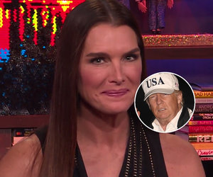 Donald Trump Asked Brooke Shields on a Date in Most Trump Way Possible