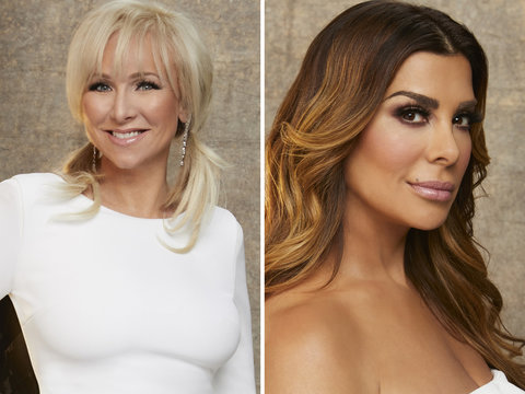 'RHONJ' Star Siggy Flicker Spills on Feud With Newcomer Margaret Josephs