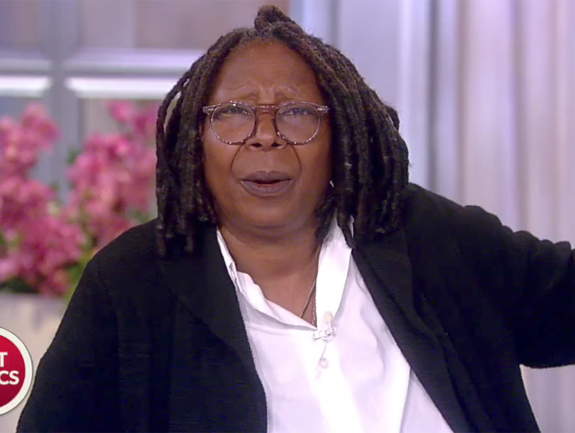 'The View's' Whoopi Goldberg Shreds Donald Trump Over Puerto Rico Visit