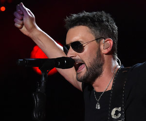 Eric Church Fights Back Tears During Tribute to Vegas Shooting Victims