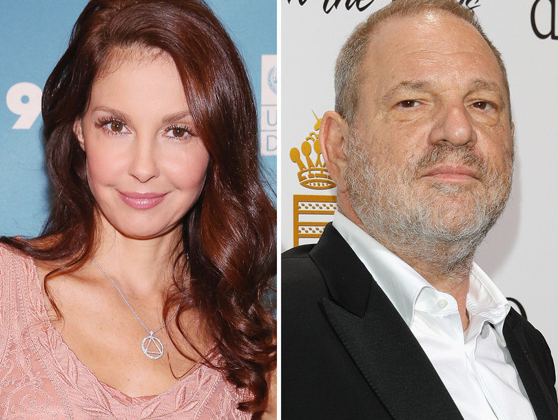 Ashley Judd Accuses Harvey Weinstein of Sexual Harassment In Explosive Expose
