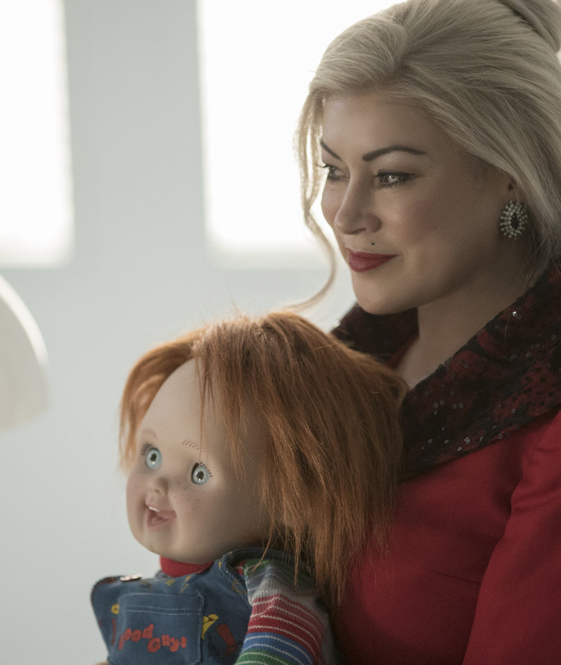 'Cult of Chucky' Star Jennifer Tilly on Where Franchise Can Go After Crazy…