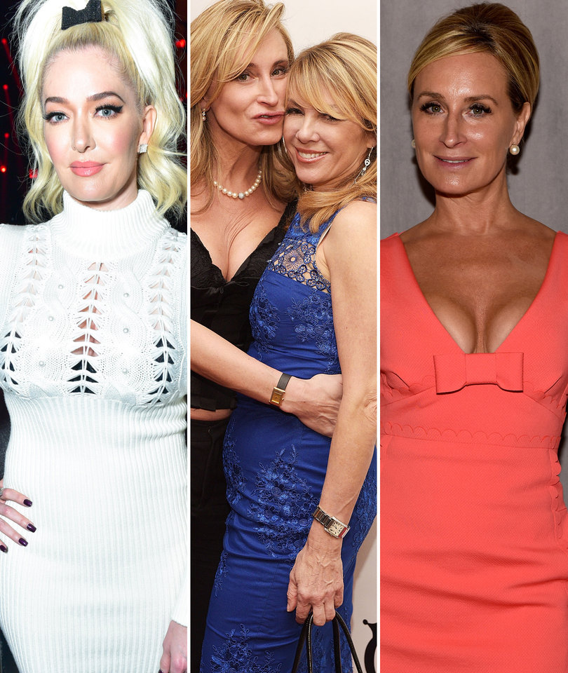10 'Real Housewives' Winners -- From Prom King & Queen to Class Comedian