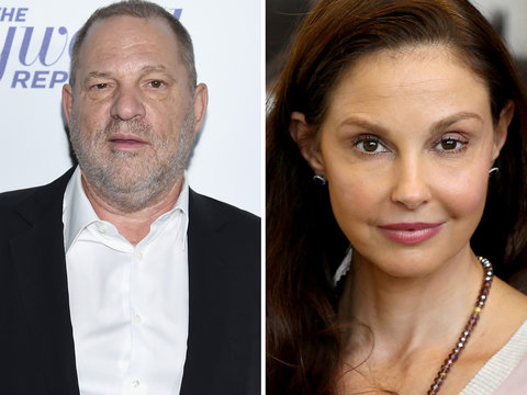 Harvey Weinstein Disputes Ashley Judd's Account of Sexual Harassment