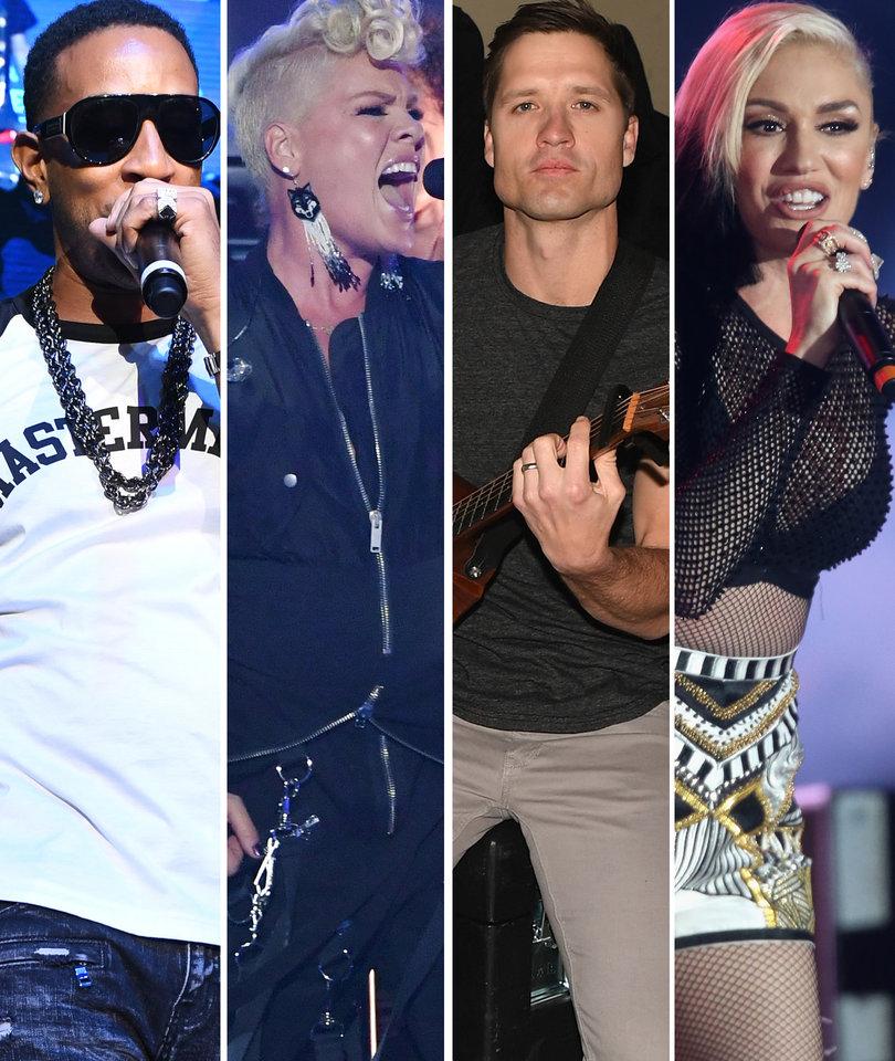 10 Songs You Gotta Hear on #NewMusicFriday: Ludacris, P!nk, Walker Hayes, Gwen…