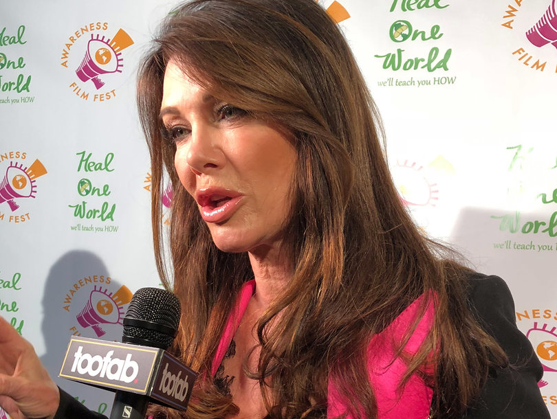 Lisa Vanderpump on Why 'The Road to Yulin' Documentary Is Not Just About Dog Abuse (Exclusive Video)