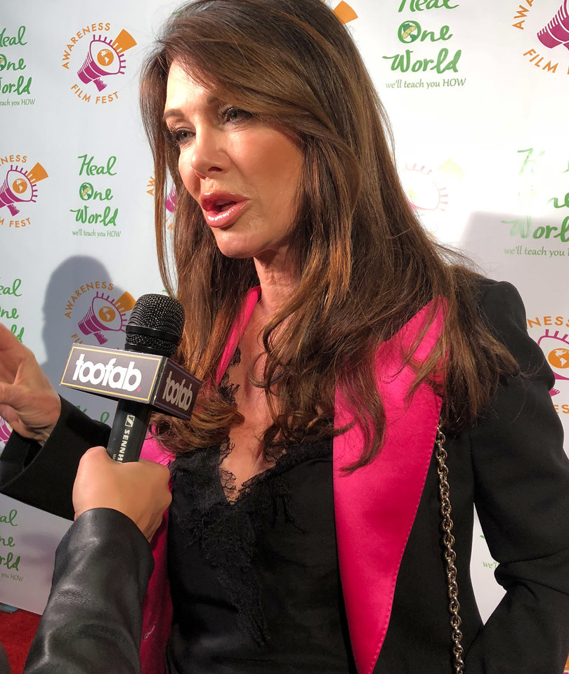 Lisa Vanderpump on Why 'The Road to Yulin' Is Not Just About Dog Abuse…