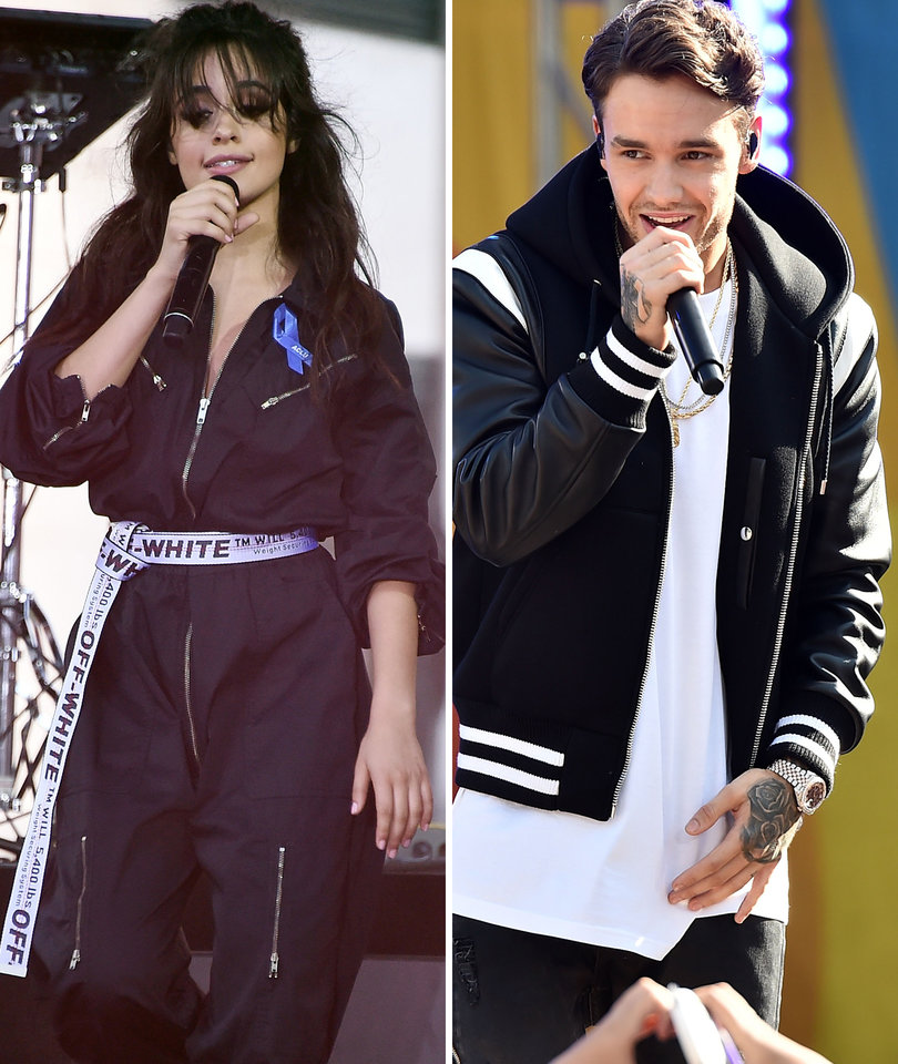 Liam Payne and Camila Cabello Join Jingle Ball Lineup