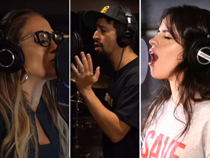 Camila Cabello, Jennifer Lopez Among Stars Singing on Lin-Manuel Miranda's Puerto Rico Relief Track -- Listen!
